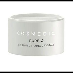 COSMEDIX Pure Vitamin C Mixing Crystals NEW